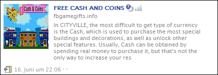 Free Cash and Coins