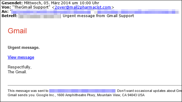 Gmail Support