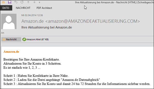 amazon kreditkarte verifizieren