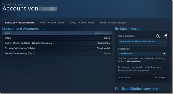 steam bezahlmethoden