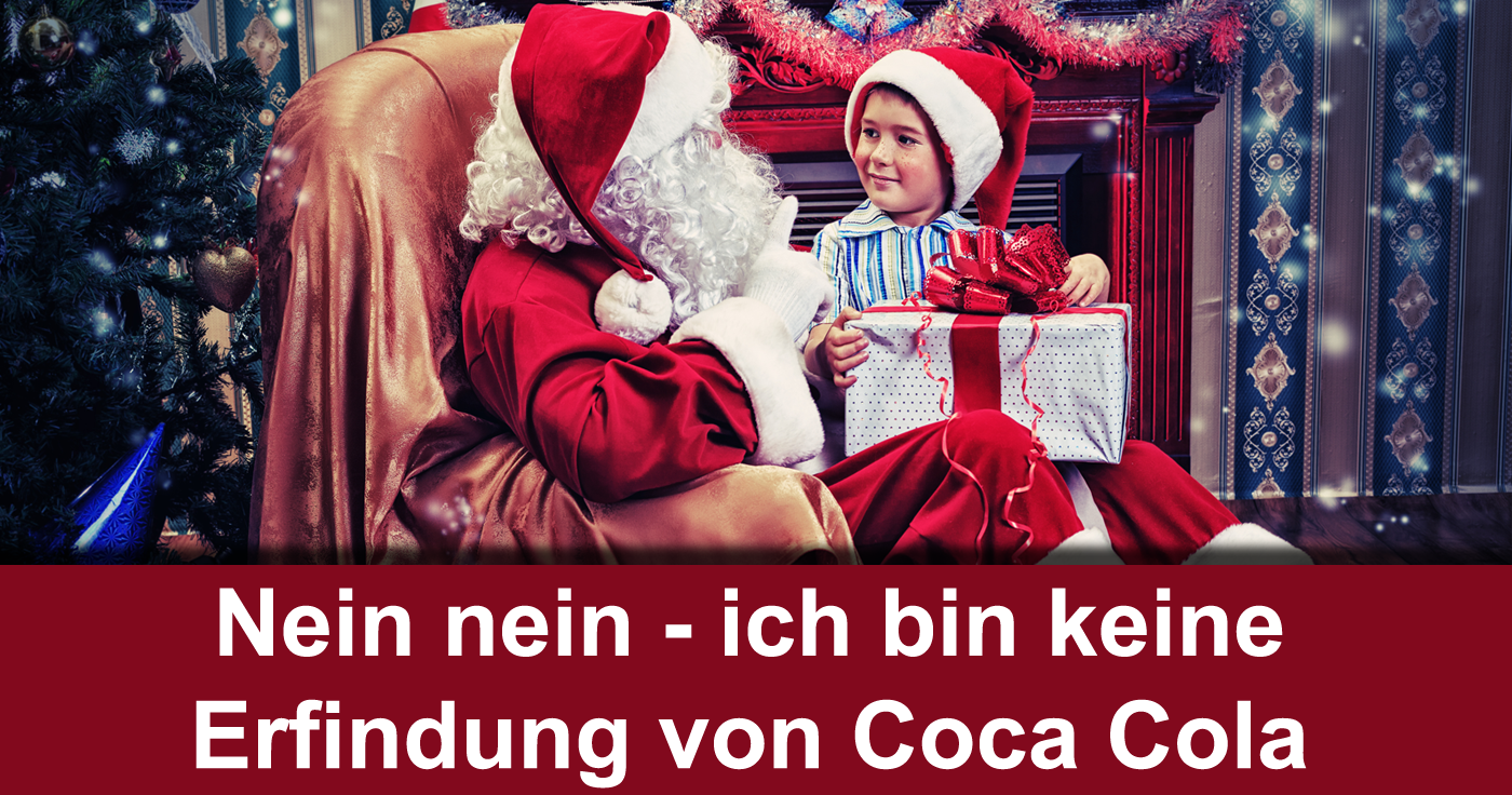 der weihnachtsmann doch keine coca cola erfindung mimikama. Black Bedroom Furniture Sets. Home Design Ideas