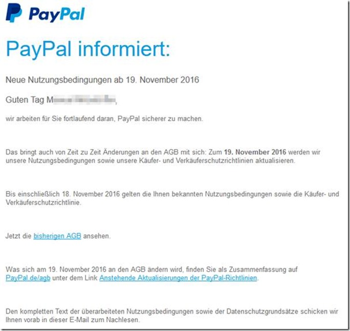 paypal mikrozahlung