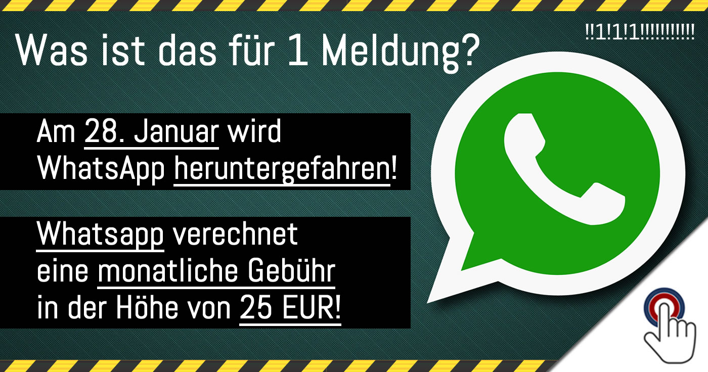 Kostet Whatsapp Was