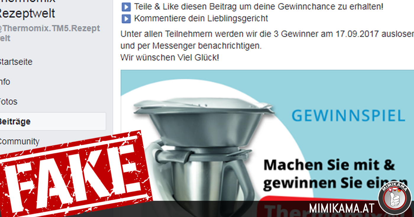 Thermomix tester gesucht
