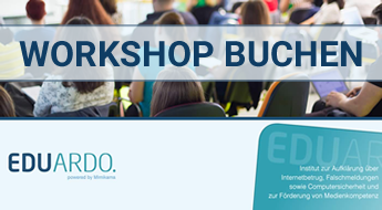 Eduardo-Workshop buchen
