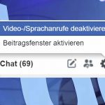 Facebook: So deaktivierst du Video- und Sprachanrufe