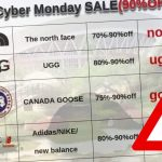 Cyber Monday Deals führen zu Fake-Shops