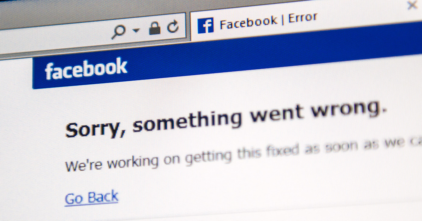 Facebook-Panne entlarvt anonyme Admins