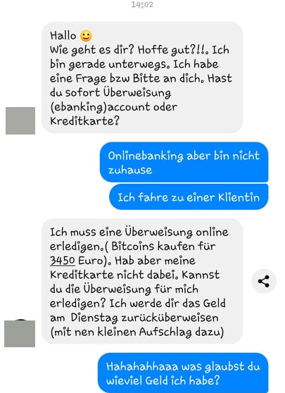 Facebookfreunde: Kompromittierte Accounts