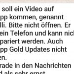 WhatsApp: Der Fake vom hackenden martinelli-Video